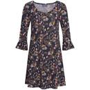 Bild 1 von Damen Kleid im floralen Dessin