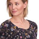 Bild 4 von Damen Kleid im floralen Dessin