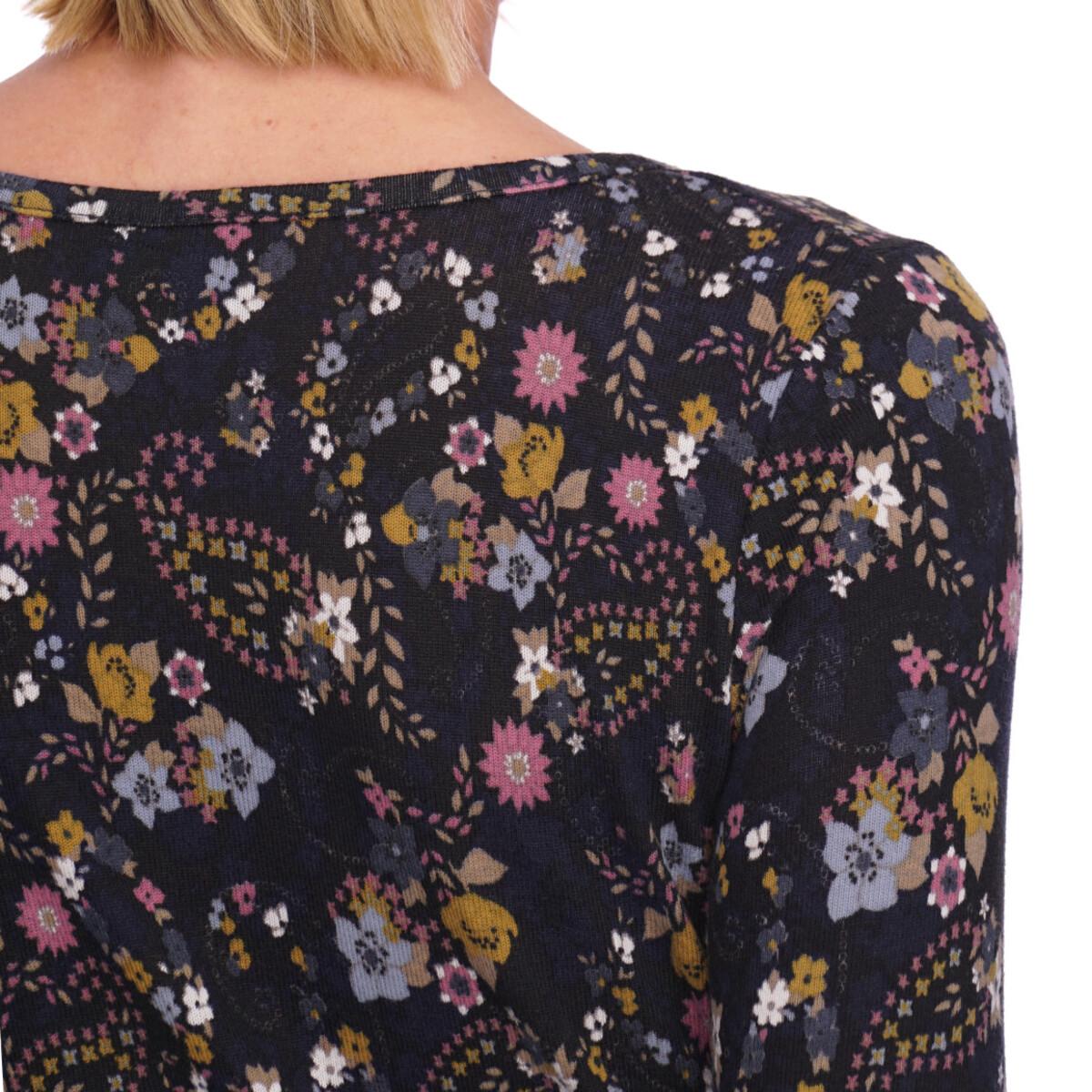 Bild 5 von Damen Kleid im floralen Dessin