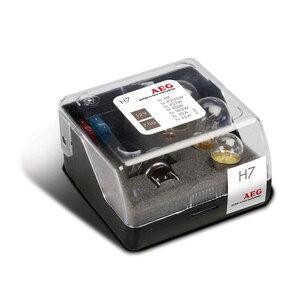 Autolampe H7 Glühlampenbox 7tlg