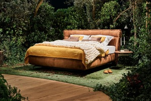 Birkenstock Boxspringbett Basel Luxury 180 x 200 cm
