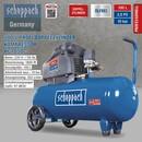 Bild 1 von Scheppach Doppelzylinder Kompressor ölfrei HC105DC