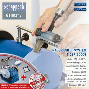 Scheppach Tiger 2000 S 220-240V/50Hz