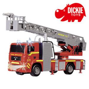Feuerwehr ab 3 Jahren, Länge: ca. 31 cm