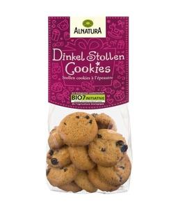 Dinkel-Stollen Cookies