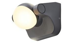 LED-Außenleuchte, Dunkelgrau