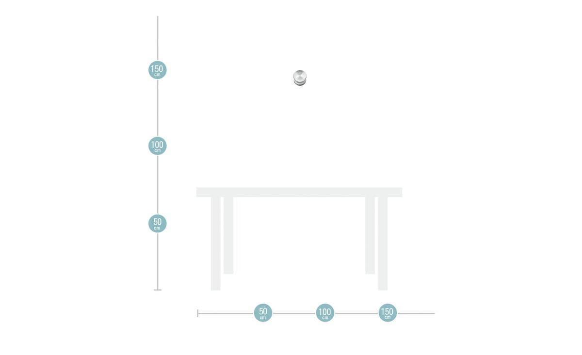 Bild 4 von LED-Außenleuchte, 1-flammig, Edelstahl