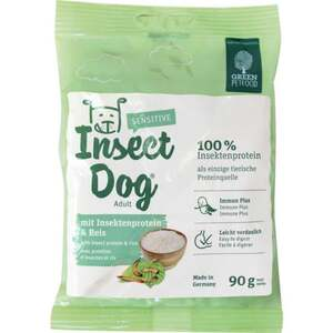Green Petfood Hundefutter Adult InsectDog sensitive mit 0.88 EUR/100 g