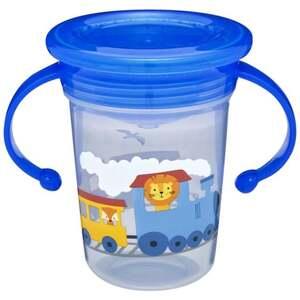 Babydream Trinklernbecher mit Griff, blau