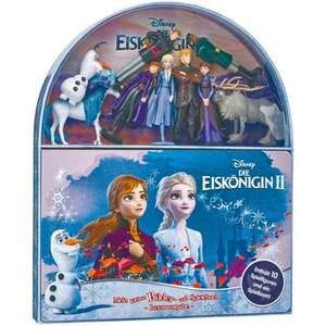 IDEENWELT Mein kleines Bilder- & Spielbuch Frozen