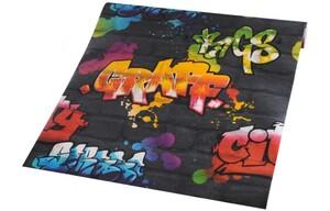 Papiertapete Graffiti