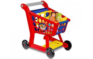 Spielzeug-Einkaufswagen