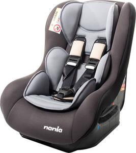 Osann Kindersitz Maxim Access Gris - Von Geburt bis 18 kg (von Geburt bis ca. 4 Jahren) -Befestigungsart 3-Punkt-Gurt - grau