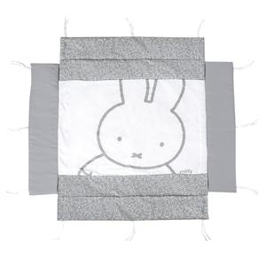 roba Universal-Laufgittereinlage miffy®, Laufgittereinlage für viereckige Laufgitter 75x100 cm bis 100x100 cm