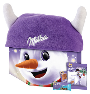 Milka Wintermütze 150g