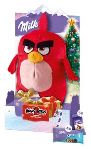 Milka & Angry Birds Plüschtier 83g