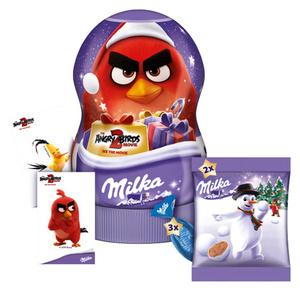 Milka & Angry Birds Geschenkfigur 81g
