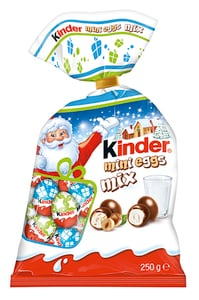 kinder mini eggs 250g