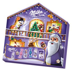 Milka Magic Mix Adventskalender 204g