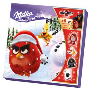 Milka & Angry Birds Adventskalender 143g