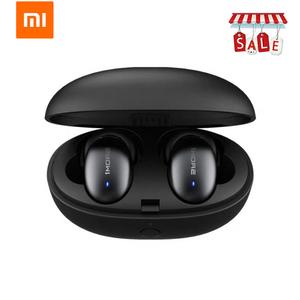 xiaomi 1MORE E1026BT - 1(One more) Stereo Stilvolle True Wireless Bluetooth V5. 0 Steck Ohrhörer mit Ladestation Schwarz