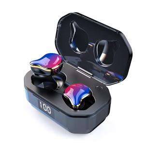 G01 TWS Mini Bluetooth 5.0 Wireless HiFi Bass Sport Kopfhörer In-Ear Headset Mehrfarbig ALCYONEUS1