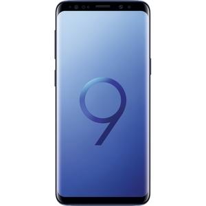 SAMSUNG Galaxy S9, Smartphone, 64 GB, Coral Blue, Dual SIM
