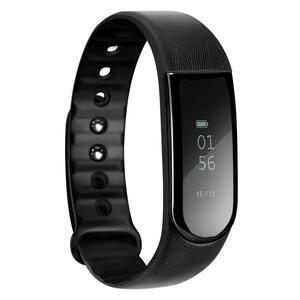 ACME ACT0202 Activity Tracker Fitness Armband mit Pulsmesser schwarz