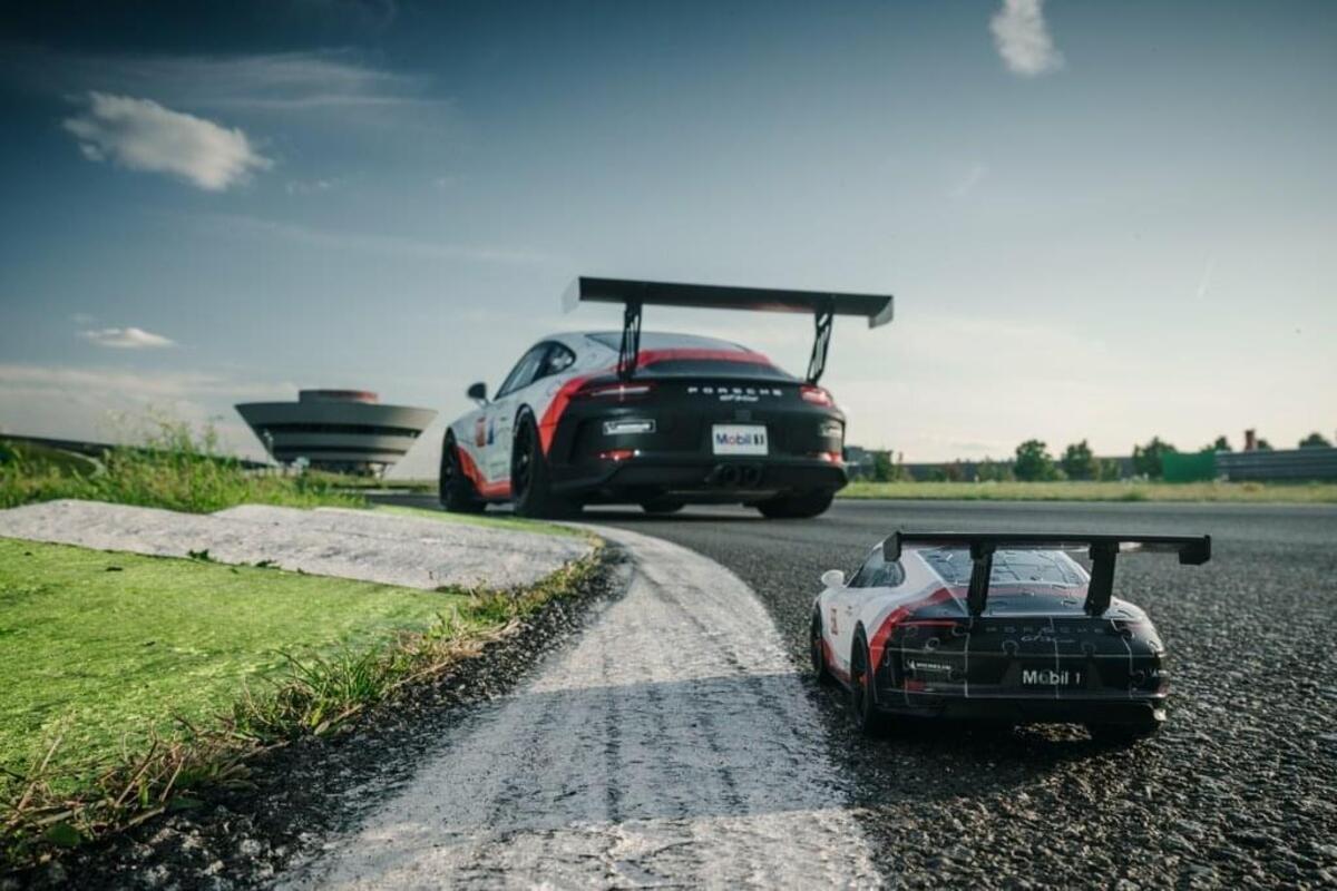 Bild 5 von Porsche 911 GT3 Cup Ravensburger 11147