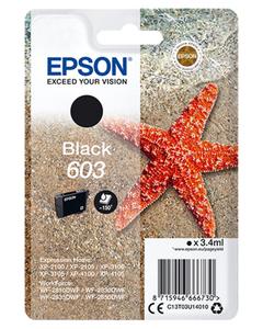 Epson Patrone schwarz passend zu Epson XP 2105