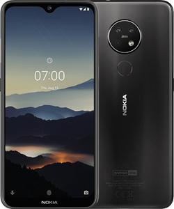 Nokia 7.2 Dual-SIM 64 GB charocoal, Farbe:Charcoal