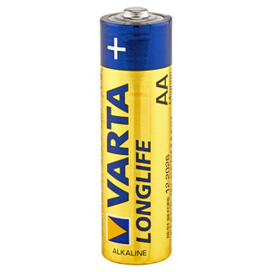 Varta Batterien Longlife AA Alkaline 24 Stück