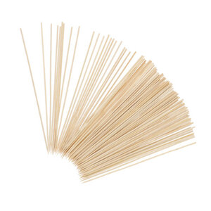 KODi Basic Schaschlikspieße Bambus 25 cm 100 Stück