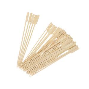 KODi Basic Party Spieße aus Bambus 25 cm 50 Stück