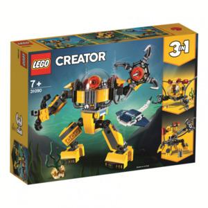 Lego Creator Unterwasser Roboter