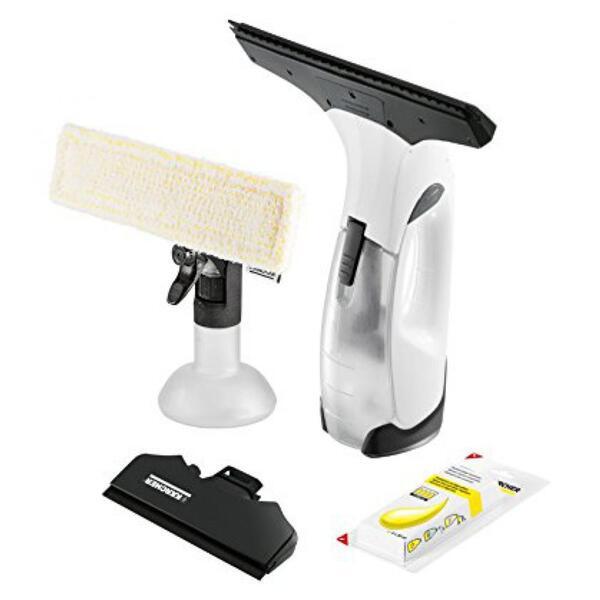 Kärcher WV 2 Premium Care white 1.633.419.0 Fenstersauger/Fensterreiniger schwarz, weiß