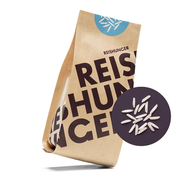 Reishunger Basmati Reis Bio