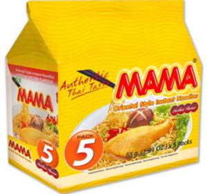 MAMA Instantnudeln