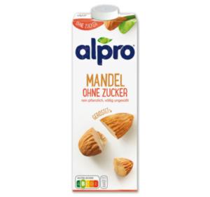 ALPRO Mandeldrink ungesüßt oder Kokosnussdrink