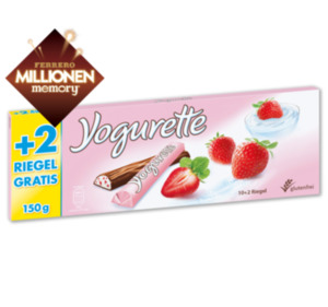 KINDER Yogurette