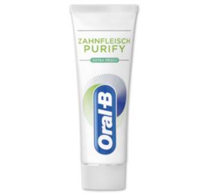ORAL-B Zahncreme Purify Extra Frisch