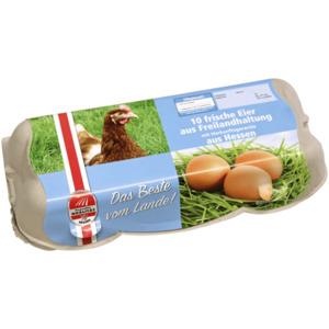 Westerwald Eier Freilandhaltung 10 Stück