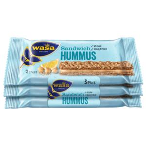 Wasa Sandwich Hummus 96g