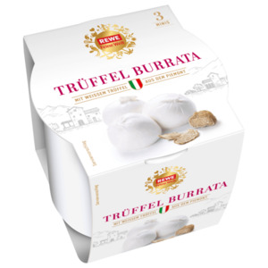 REWE Feine Welt Trüffel Burrata 150g