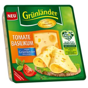 Grünländer Tomate-Basilikum Scheiben 130g