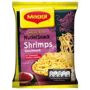 Maggi Magic Asia Instant Nudel Snack Shrimps 62g