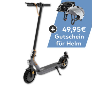 TREKSTOR E-Scooter e. Gear EG 3178