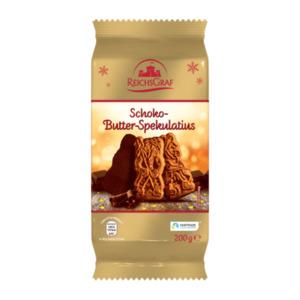 REICHSGRAF     Schoko-Butter-Spekulatius