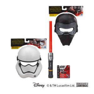 Hasbro Star Wars Episode 9 Lichtschwert / Maske