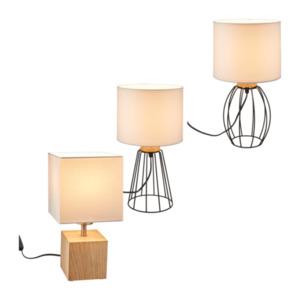 LIGHTZONE     Holz Tischleuchte